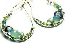 Jewelry - Rings & Earrings / by Amy Rasmuson