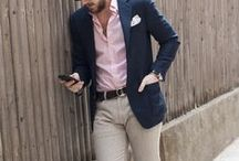 Men's Fashion / Men's outfit ideas