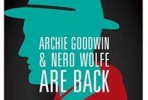 Nero Wolfe / This board is devoted to our favorite crime-solving duo, Archie Goodwin and Nero Wolfe. True fans, we treasure the old adventures and look forward to the new, from their first meeting to all the arguments, clues, cases, and gourmet meals since.  / by Open Road