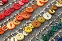 Jewelry-Buttons / by Amy Rasmuson