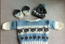 My creations (knitting, crochet, phtography, design, drawing, etc)