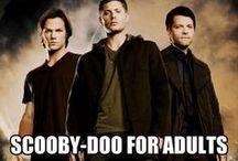 Supernatural / Supernatural, SPN, Sam, Dean, Cas, Jenson Ackles, Jared Padalecki / by Stacy Claflin