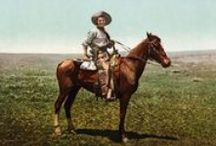 The Wild West / Learn what it means to be a real cowboy. / by Feed Your Need to Read