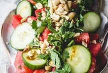 Food. Salads and sides / Recipes. Salads and sides
