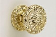 door knobs, luxury door hardware / custom door hardware | luxury door hardware | interior door knobs | sandcast of brass or bronze | hand-crafted by master artisans | luxury unlacquered and patina finishes | elegant European designs | traditional and contemporary designs | www.balticacustomhardware.com