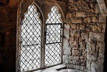 Gothic architecture, gargoyles, dragons / Gothic architecture, door hardware, cabinet hardware, gargoyles and more!  www.balticacustomhardware.com