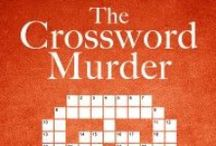 Crossword Mysteries / Readers help catch the culprit - and get to solve some crosswords along the way - in these interactive cozy mysteries from author Nero Blanc. Check out all of the Crossword Mysteries here: http://www.openroadmedia.com/crossword-mysteries / by Feed Your Need to Read