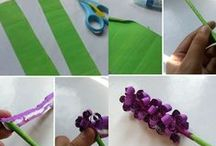 ReCreate: Paper / Fun things to do with paper