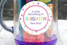 Respect- Teacher Appreciation / Ideas for Gifts for Teacher Appreciation.  Also ideas for being Room Mom for Teacher Appreciation