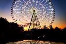 Fair's Carnivals and Amusement Parks.