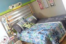 ideas for boy room decor