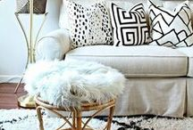 Home Decor Inspiration / All things for the home, decoration inspiration. #HomeDecor #Staging #InteriorDesign