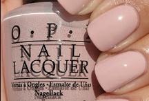 Beautiful nails and nail polishes