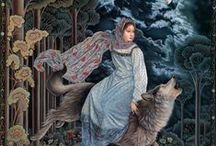 Art - Fantasy / by Ruth Krakosky
