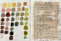 Fiber - dye and change / by Ruth Krakosky