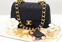 Chanel Cakes / Chanel-themed cakes - yummy and beautiful! / by MISS Omni Media - Gabriella Khorasanee