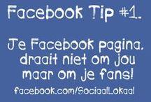 Facebook Tips! / by Erwin Meester