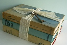 Vintage Books Tied up in String