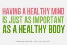 """Healthy / """"Celebrate"""" your self by taking care of it! Tips, tricks, and treats for a sound mind and body."""