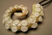 Clay / Porcelain, stoneware, polymer, etc. / by Shawna Jones