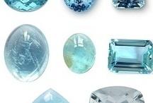 Vishuddha anytime / turquoise, light blue, silver