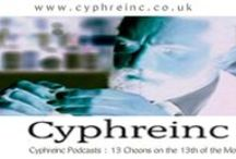 Cyphreinc T'Internet / Drop by for a Click See & Play @Cyphreinc Podcasts Spaces on T'Interweb : E'Meither / Sub / Share or Whatever!  That there choice is down to thee : Inabit