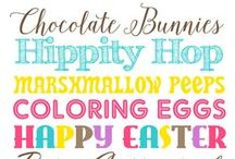 Easter / Easter recipes, crafts, and more.