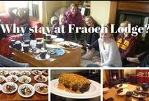 Fraoch Lodge / Homestay adventure accommodation in the Cairngorms National Park