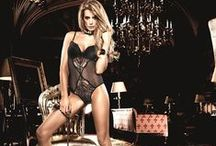 Baci Negligees / One-piece teddys and negligees from Baci Lingerie range from classic dessous to the edgy and erotic. www.baci.com