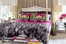 Bedroom Decor Ideas / Bedroom decor inspiration