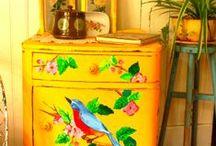 Painted Furniture Two / by Deborah R