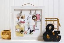 Home Decor / by Pink Paislee