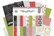 Merry & Bright Collection / by Pink Paislee