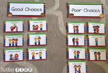 Classroom Management / Ideas for increasing positive behavior