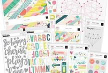 Fancy Free Collection by Paige Evans / Pink Paislee + Paige Evans