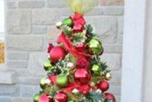 Holiday-christmas / by Jenna Kern