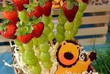 Birthday: Jungle / Fun ideas for a jungle themed birthday party! - candleinthenight.com