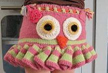 Crochet Woolies / Patterns and ideas for crocheted woolies.  - candleinthenight.com