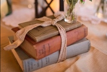 Love Books / Quotes about and images of books.
