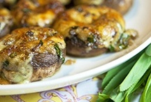 RECIPES-MUSHROOMS see vegetables as well