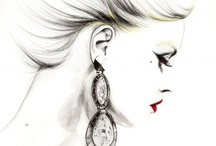 Fashion Illustration / by Madison Booth