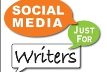 Social Media Just for Writers / Images from my blog, www.SocialMediaJustforWriters.com