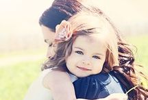 Photography: Families / Ideas for photographing families. - candleinthenight.com
