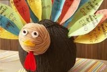 Thanksgiving / Ideas for preparing for and enjoying Thanksgiving!  - candleinthenight.com