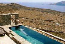 Exterior Spaces & Pools