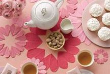 Birthday Party: Tea Party / Fun ideas for a tea party themed birthday party! - candleinthenight.com