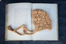 Crochet: Newborn / Patterns and ideas for crocheted items for newborns.  - candleinthenight.com