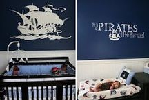 Baby Boy / We're having a baby boy!!  Ideas for preparing for him, decorating his room, and baby boy crafts!  - candleinthenight.com