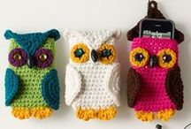 Crochet: Small Products / Patterns and ideas for small crochet projects.  - candleinthenight.com