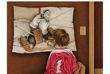 Only the best sport in the history of ever. / Hockey. Did I mention I like it? / by Chris O
